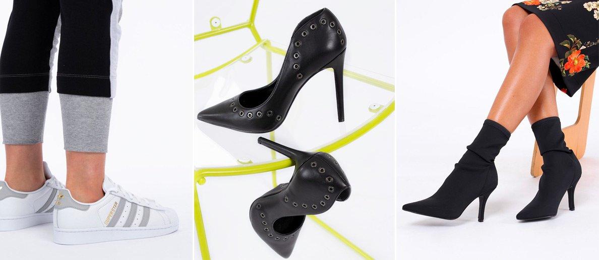Scopri le scarpe firmate più cool!