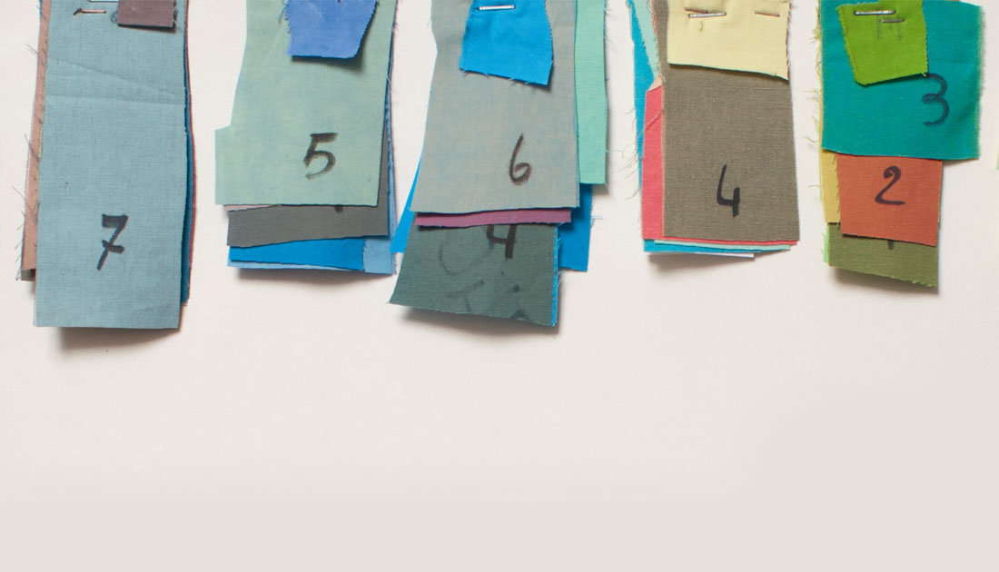 THE ART OF GARMENT DYEING