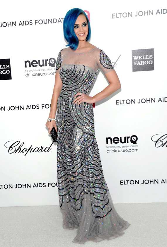 KATY PERRY IN BLUMARINE