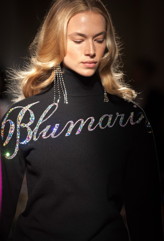 Blumarine celebrates its first 40th anniversary with a special capsule collection
