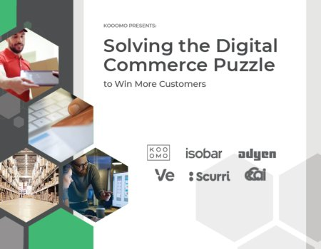 Solving the Digital Commerce Puzzle to Win More Customers