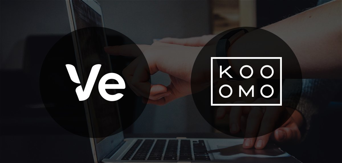 Kooomo Partners with Ve Global to Deliver Personalised Online Experiences