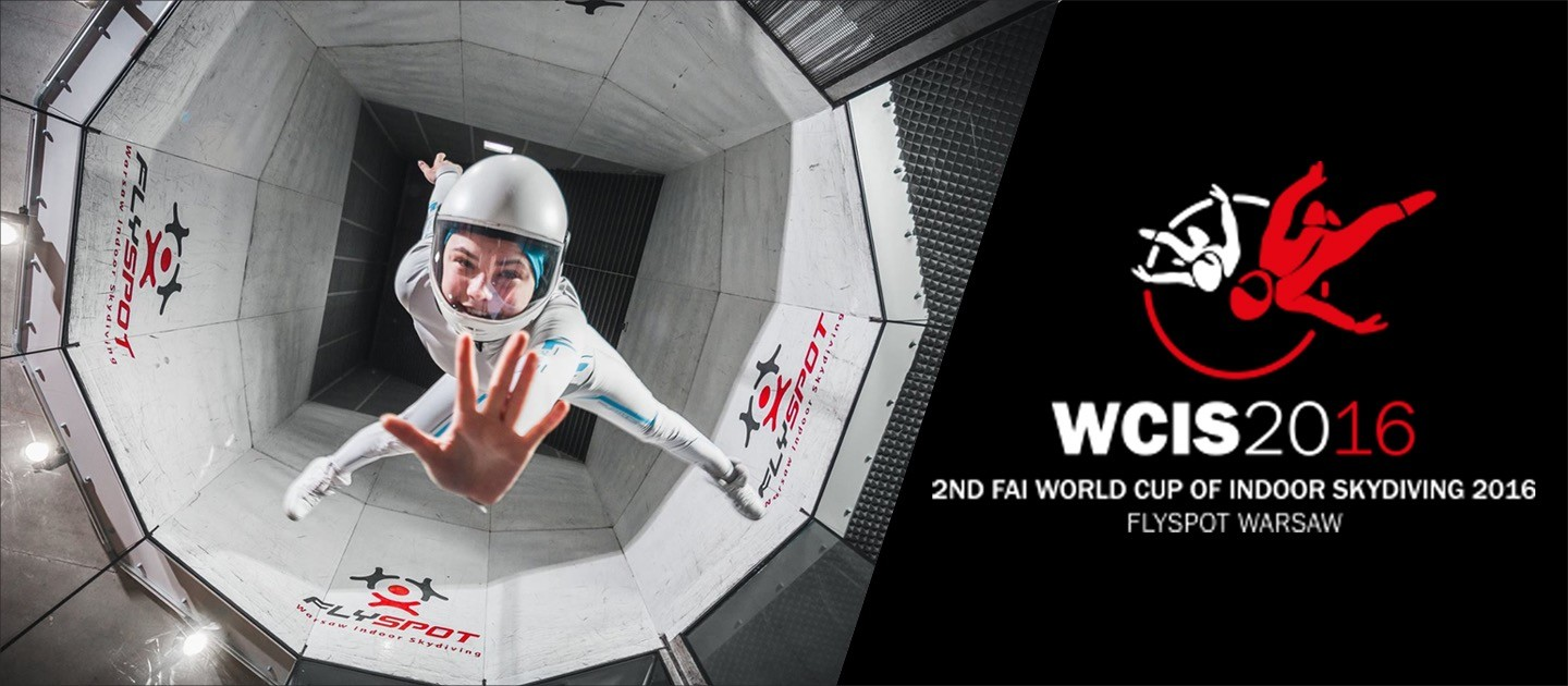 FAI World Cup Indoor Skydiving