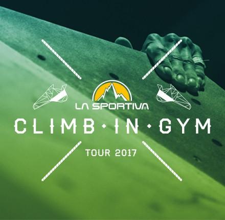 Climb in Gym Tour 2017
