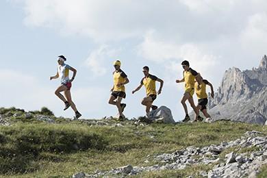 Mountain Running: la serie