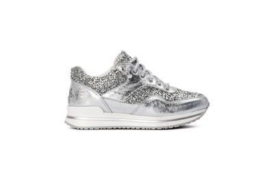 Sneaker low silver