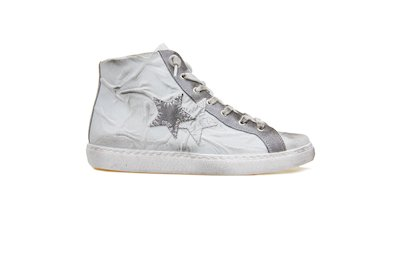 HIGH SNEAKER ICE-MID GREY