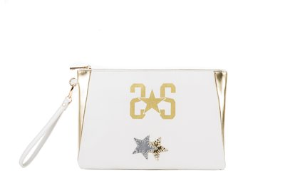 URBAN-TRENDY CLUTCH BY 2STAR