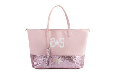 SHOPPER WITH GLITTER BY 2STAR