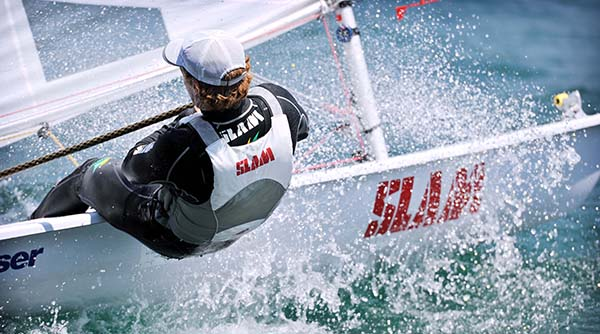 Throughout 2016 SLAM® has been the official supplier, partner and sponsor of pioneering companies within the sailing world