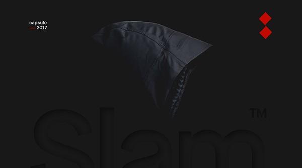 SLAM È SITE OF THE DAY PER AWWWARDS