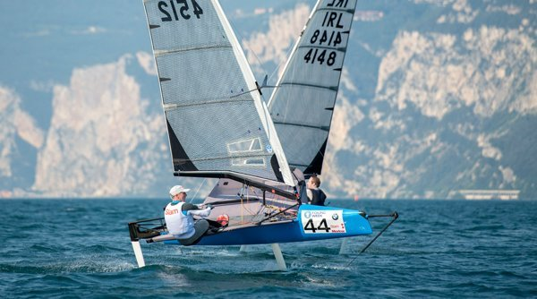 Slam and Foiling Week come together for the Foiling Awards