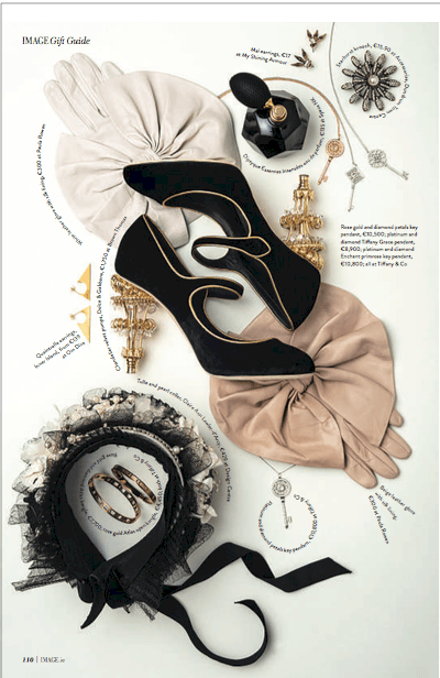 Image 'A Cinderella Story'<br><br> Photographed by Ethan Hart & Styled by Olivia Keating featuring our 'Minnie Massive' glove