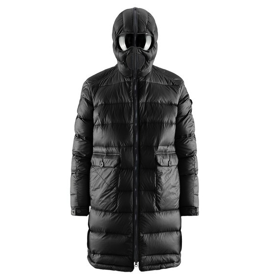 Women's quilted down jacket