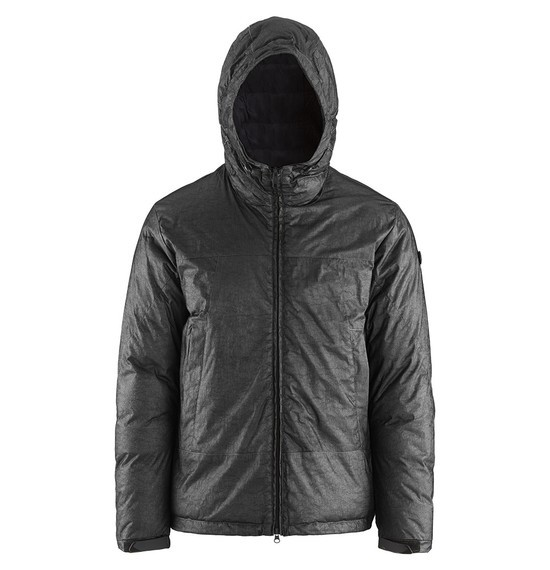 Men's pocket down jacket