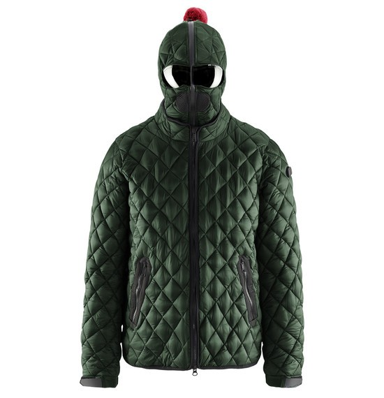 Men's down jacket City