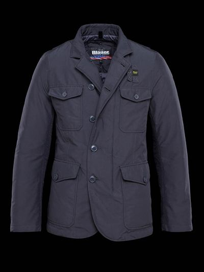 HEAVY MICROFIBER JACKET