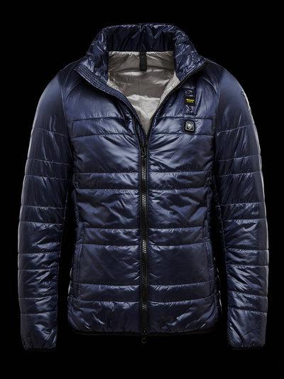 ehg down jacket man blauer. Black Bedroom Furniture Sets. Home Design Ideas
