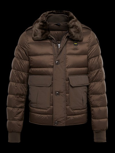 POLICE WINTER DOWN JACKET