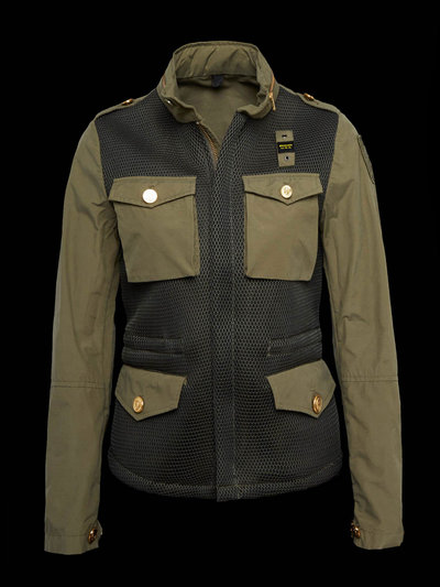 MILITARY NET FIELD JACKET