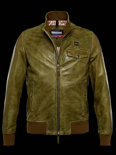 LEATHER BOMBER TYPE 1