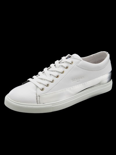 SNEAKERS WHITE SILVER