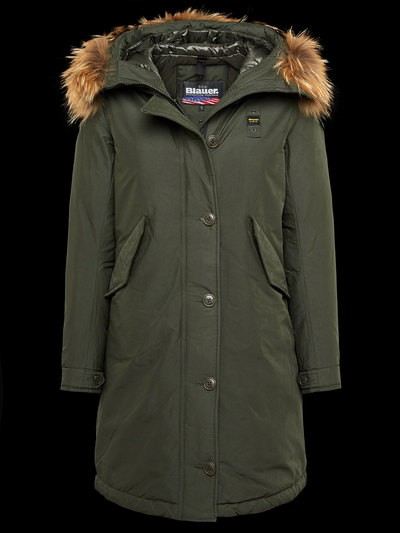 FISHTAIL WINTER PARKA