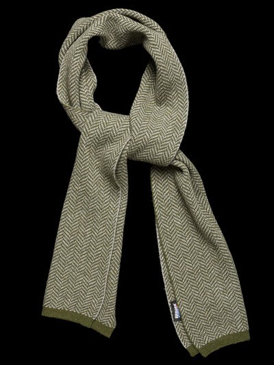 WINTER WOOL SCARF