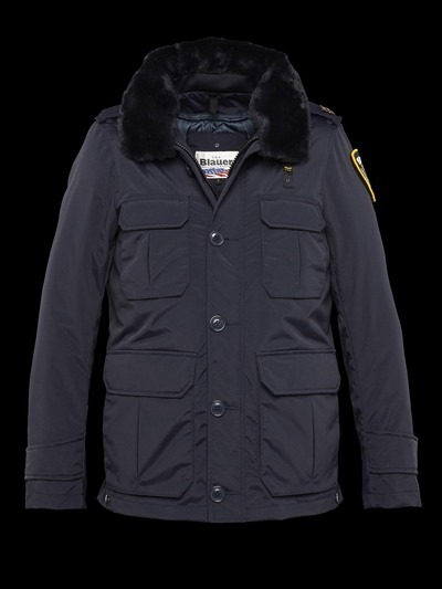 FOUR-POCKET POLICE JACKET