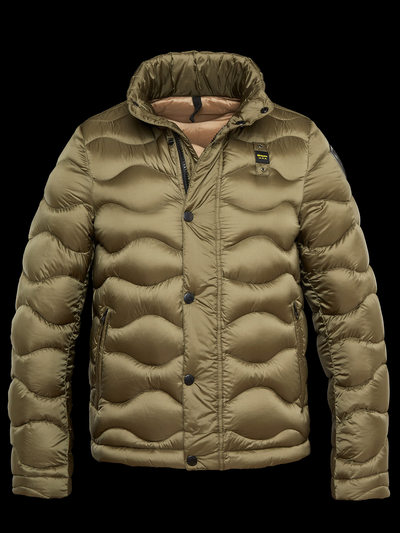 LIGHT WINTER DOWN JACKET