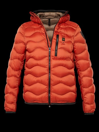 LIGHT WINTER SPORT DOWN JACKET