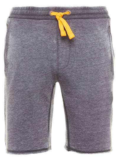 BURNOUT BERMUDA SWEATSHORTS