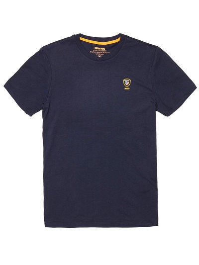T-SHIRT BLAUER USA BASIC
