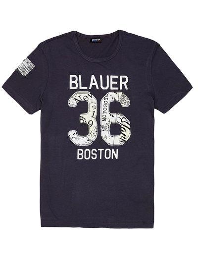 BLAUER BOSTON T-SHIRT