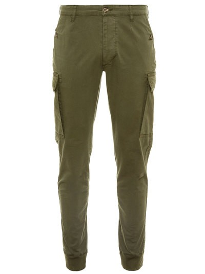 CARGO PANTS WITH POCKETS