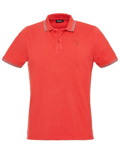 BICOLOR SHORT SLEEVE SHIRT