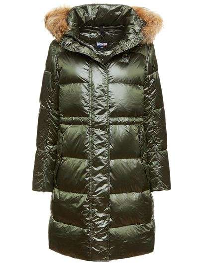LONG PARKA DOWN JACKET GRACE