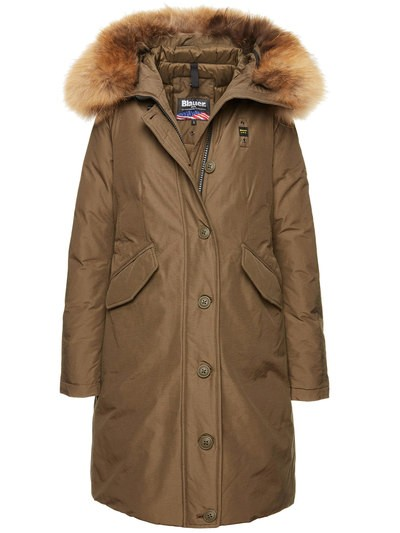 LONG PADDED PARKA NORA