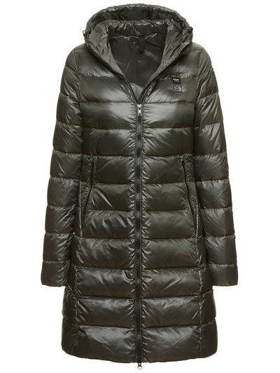 DOWN JACKET WITH HOOD LILY