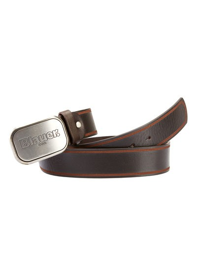 BELT BUCKLE BLAUER