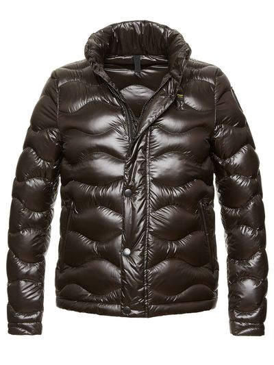MEN'S DOWN JACKET IN SMOOTH WAVE GOOSE DOWN