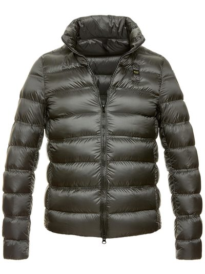 MAN'S MATT NYLON DOWN JACKET
