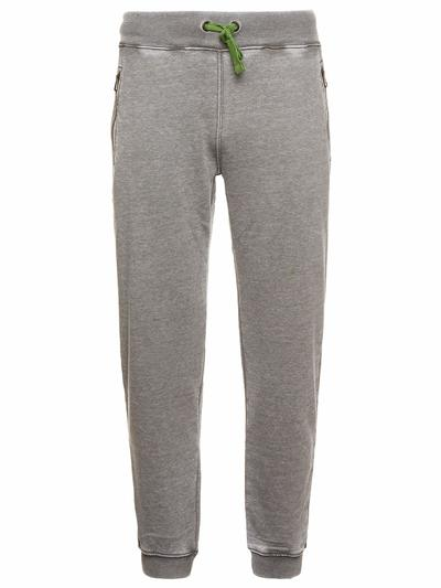 BURNOUT FLEECE TROUSERS