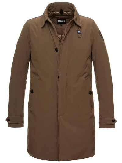 MEN'S WATERPROOF JACKET IN DOWN HENRY