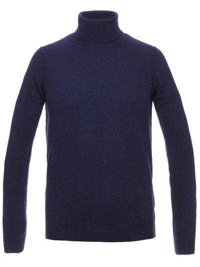 MEN'S TURTLENECK WOOL AND CASHMERE BLEND