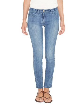 Push-up-jeans Im 5-pocket-stil