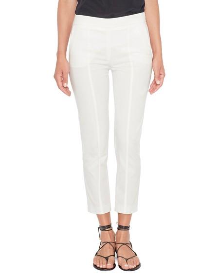 Cotton Capri Trousers