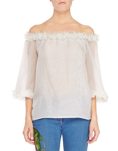 Muslin Cotton Blouse