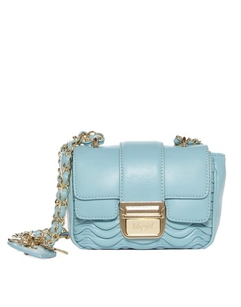 Crossbody In Ecopelle Goffrata
