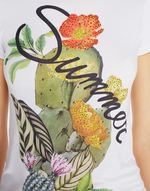 T-shirt Stampa Summer